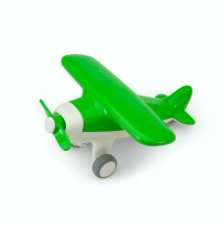 Kid O - Flugzeug grün