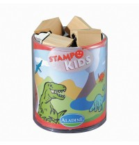Aladine - Stampo Kids Dinosaurier