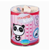 Aladine - Stampo Kids Welttiere
