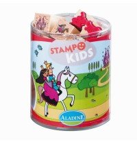 Aladine - Stampo Kids Prinzessin