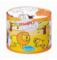 Aladine - Stampo Minos Safari-Tiere