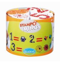 Aladine - Stampo Minos Zahlen