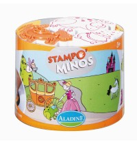 Aladine - Stampo Minos Märchen