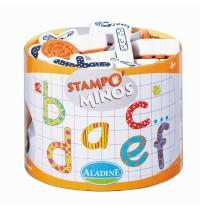 Aladine - Stampo Minos Kleines Alphabet