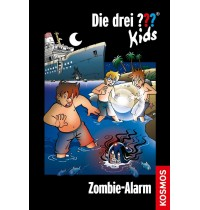 KOSMOS - Die drei ??? Kids - Zombie-Alarm