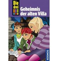 KOSMOS - Die drei !!! - Geheimnis der alten Villa (Band 42)