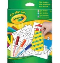 Crayola - Mini Mosaic für unterwegs