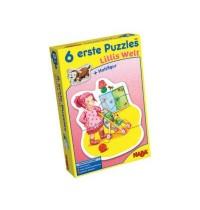 HABA® - 6 erste Puzzle - Lillis Welt