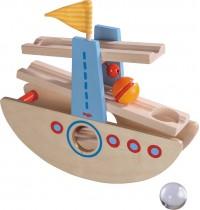 HABA® - Kugelbahn Schaukelschiff