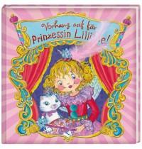 Coppenrath Verlag - Finsterbusch, Vorhang auf für Prinzessin Lillifee