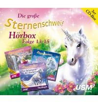 USM - Sternenschweif CD-Box Folgen 13-15