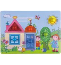 HABA® - Greifpuzzle - Im Garten
