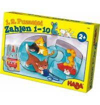 HABA® - 1, 2, Puzzelei - Zahlen 1-10