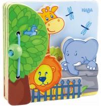 HABA® - Babybuch Zoofreunde