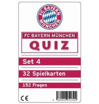 Teepe Sportverlag - FC Bayern München Quiz Set 4