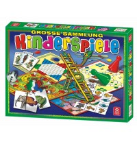 ASS Altenburger Spielkarten - Kinderspielesammlung