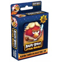 ASS Altenburger - Angry Birds&trade -  meets Star Wars&trade -  Spielkarten-Sammelbox