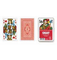 ASS Altenburger Spielkarten - Skat, französisches Bild, Leinenprägung