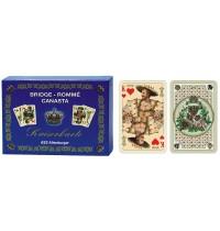 ASS Altenburger Spielkarten - Rommé Edition Kaiserkarten