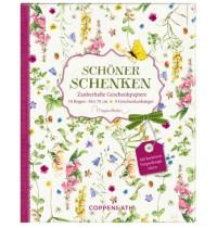 Coppenrath Verlag - Geschenkpapier-Buch - Schöner schenken (Bastin)