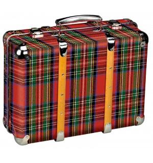 Die Spiegelburg - Koffer mit Holzleisten Felix, Erw. Collection