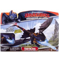 Spin Master - Dragon 2 - Night Strike Toothless Deluxe