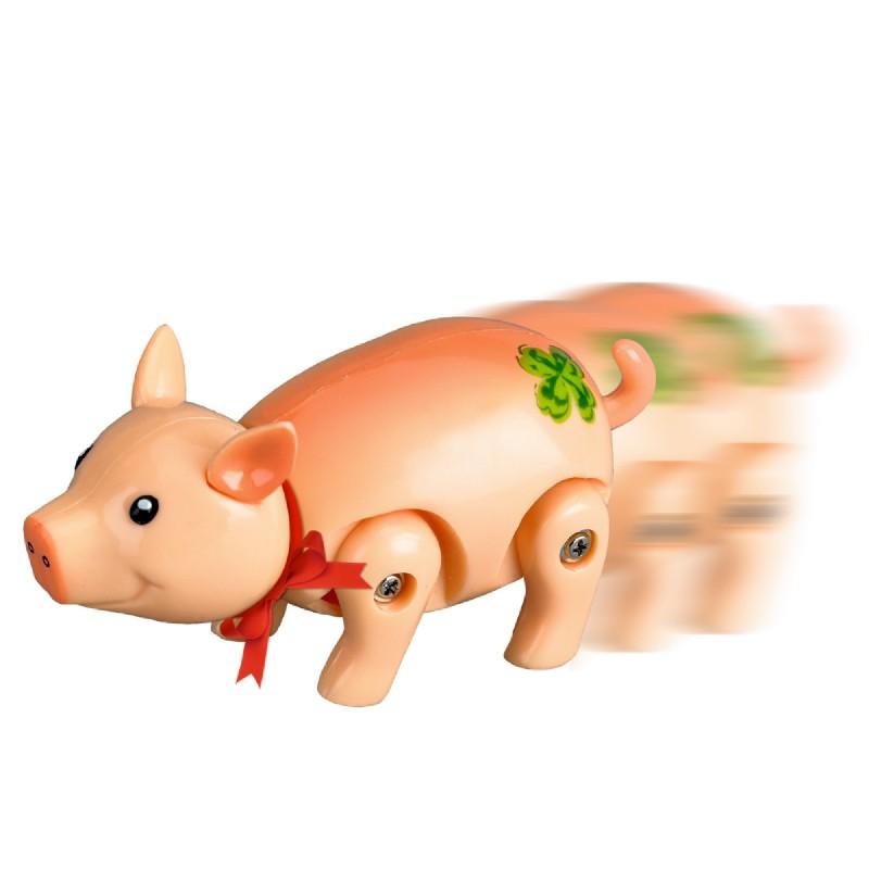 Die Spiegelburg - Schwein im Glück (zum Aufziehen) Viel Glück