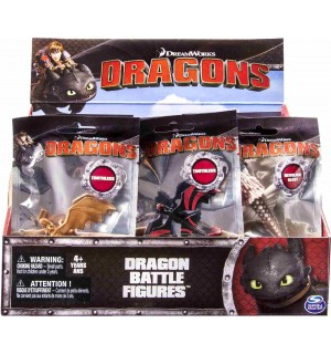 Spin Master Dragon 2 Battle Dragons Grab N Go