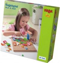 HABA® - Nagelspiel Muh & Mäh