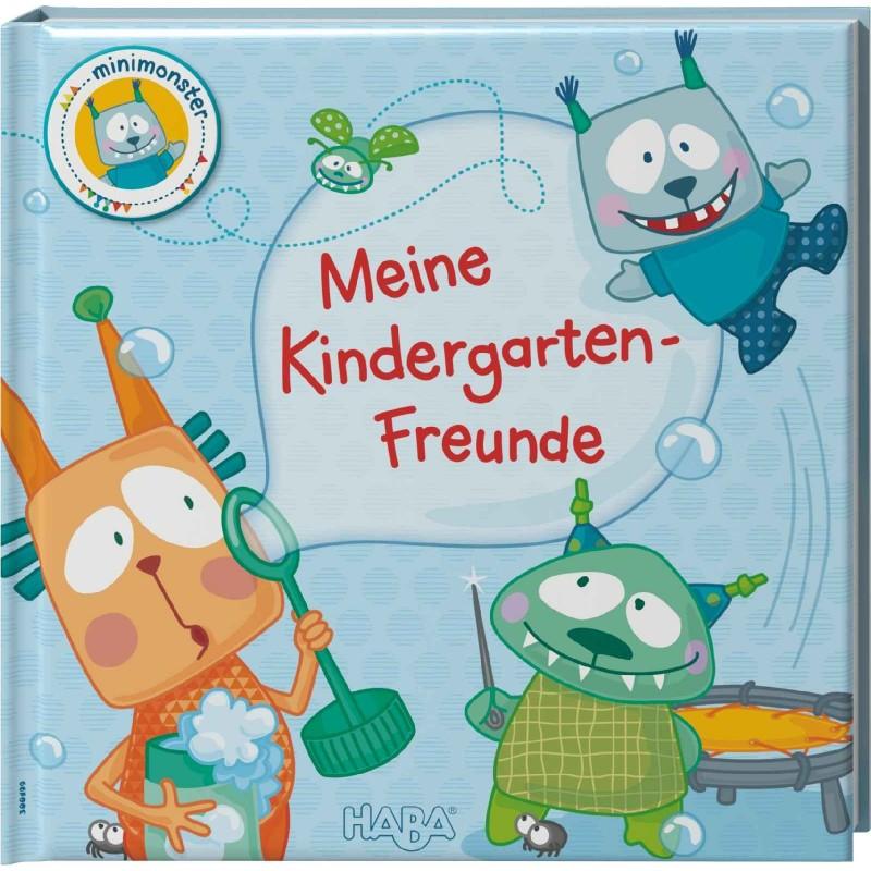 HABA® - Meine Kindergarten Freunde - Minimonster