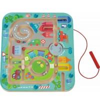 HABA® - Magnetspiel Stadtlabyrinth