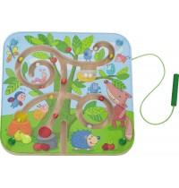 HABA® - Magnetspiel Baumlabyrinth