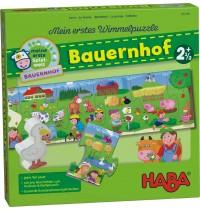 HABA® - Mein erstes Wimmelpuzzle - Bauernhof