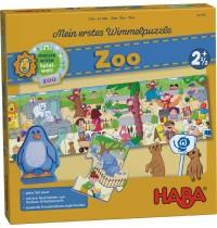 HABA® - Mein erstes Wimmelpuzzle - Zoo