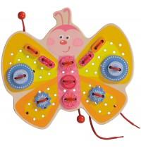 HABA® - Fädelspiel Schmetterling
