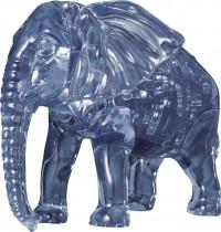 Jeruel Industrial - 3D Crystal Puzzle - Elefant