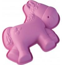 HABA® - Family Food Stars - Silikon-Kuchenform Pferd Milly