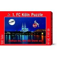 Teepe Sportverlag - 1. FC Köln Puzzle