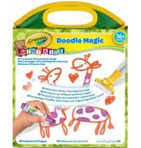 Crayola - Doodle Magic - Doodle Magic für unterwegs