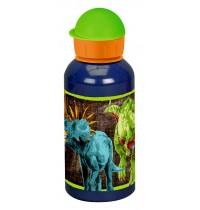 Die Spiegelburg - Alu-Trinkflasche T-Rex World (0,4 l)