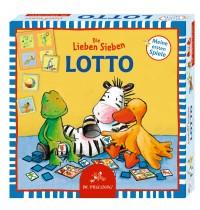 Die Spiegelburg - Lotto Die Lieben Sieben