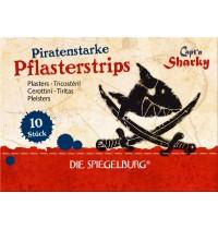 Die Spiegelburg - Pflasterstrips Captn Sharky