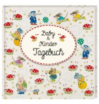 Coppenrath - Baby- & Kindertagebuch (Antje Vogel)