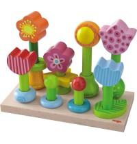 HABA® - Steckspiel Blumengarten