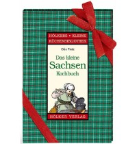 Hölker Verlag - Das kleine Sachsen-Kochbuch
