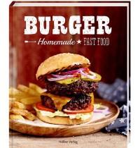 Hölker Verlag - Burger - Homemade Fast Food
