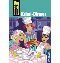 KOSMOS - Die drei !!! - Krimi-Dinner, Band 51