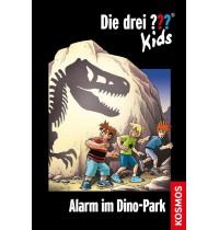 KOSMOS - Die drei ??? Kids - Alarm im Dino-Park, Folge 61