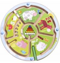 HABA® - Magnetspiel Zahlenlabyrinth