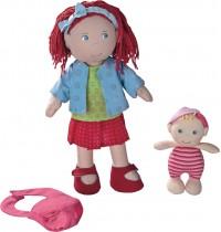 HABA® - Puppe Rubina mit Baby